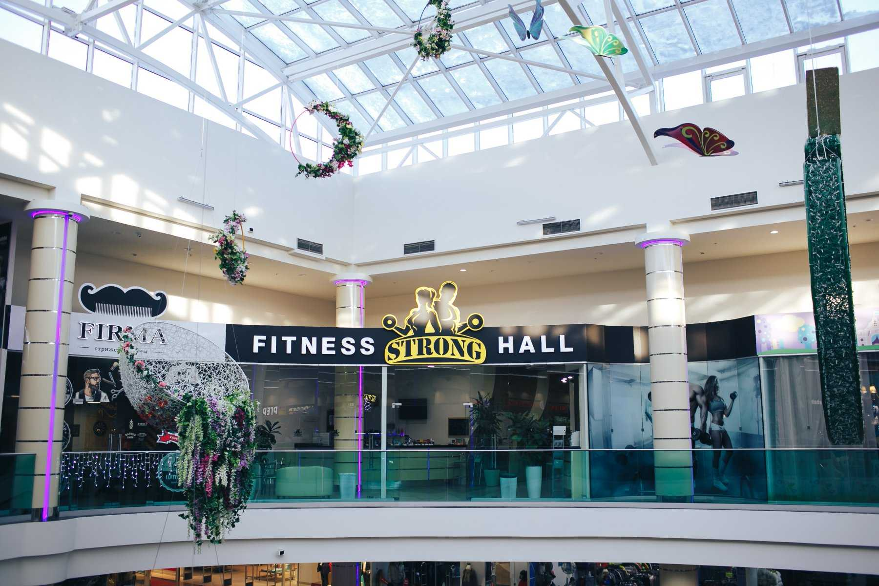STRONG Fitness Hall фото 2